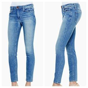 Joe's Margo Sun Faded Skinny Ankle Jeans Size 27